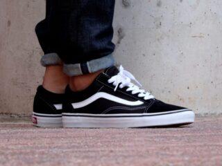 Men's Skate Inspired Sneakers