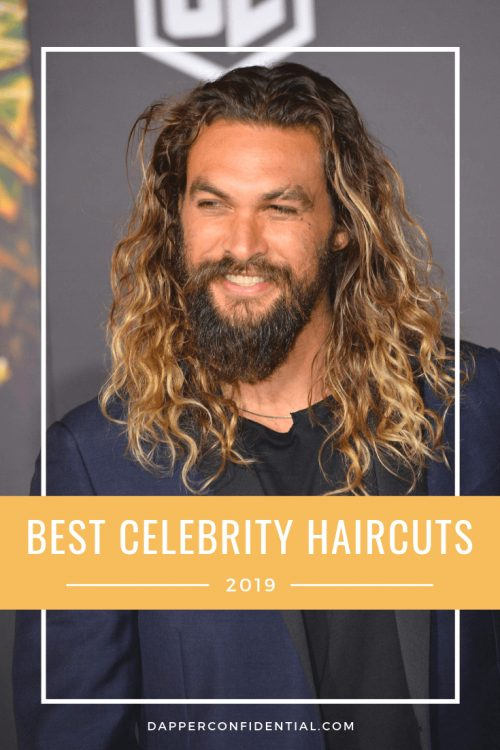 Best Celebrity-Inspired Men's Hairstyles