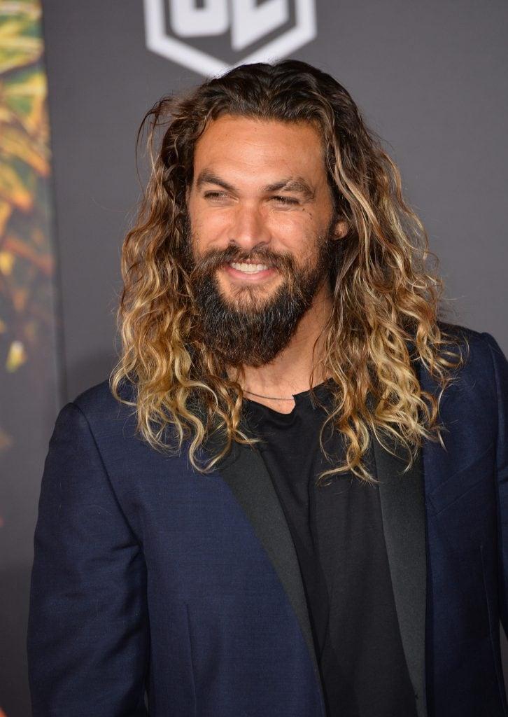 Jason momoa hairstyle