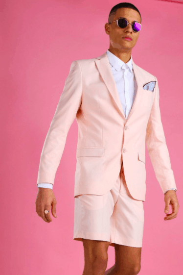 Casual suit by Boohoo