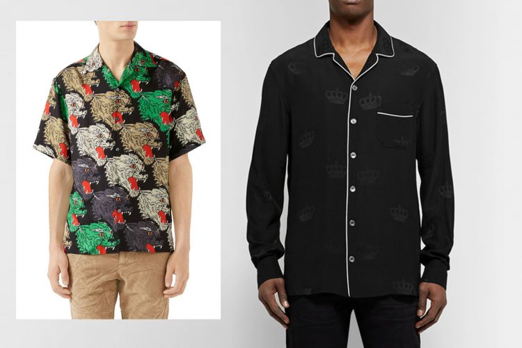 dace814ccac7 How to Wear Men s Silk Shirts for FW18