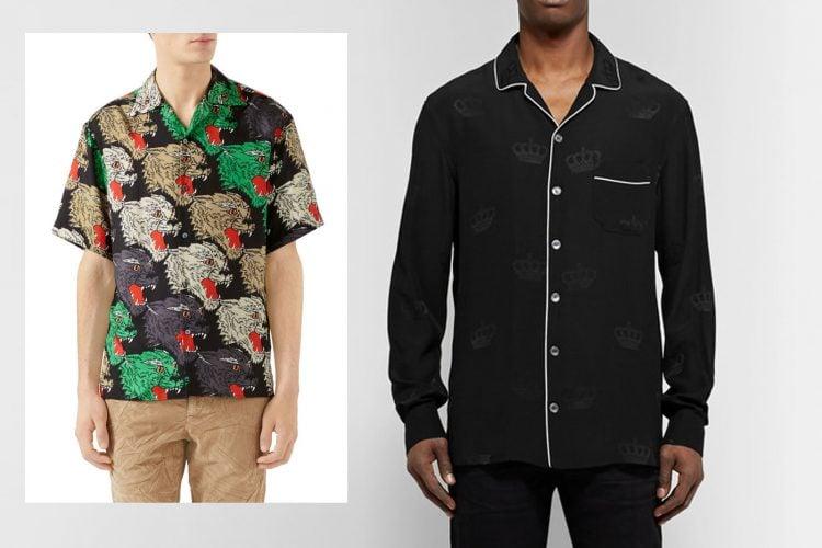 ecb7fc999 How to Wear Men's Silk Shirts for FW18 | Dapper Confidential