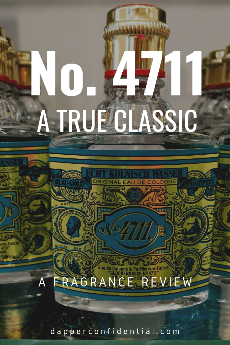 Our review of one of the most classic fragrances No 4711 from Cologne, Germany. Is it worth it?