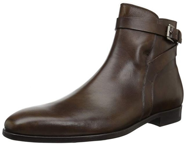 Brown Chelsea Boots