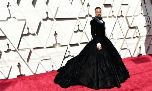 Best Dressed Men at the Oscars