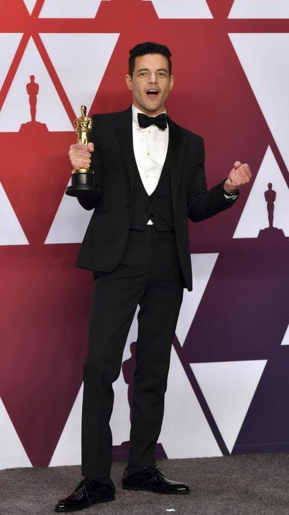 Best Dressed Men at the Oscars 2019