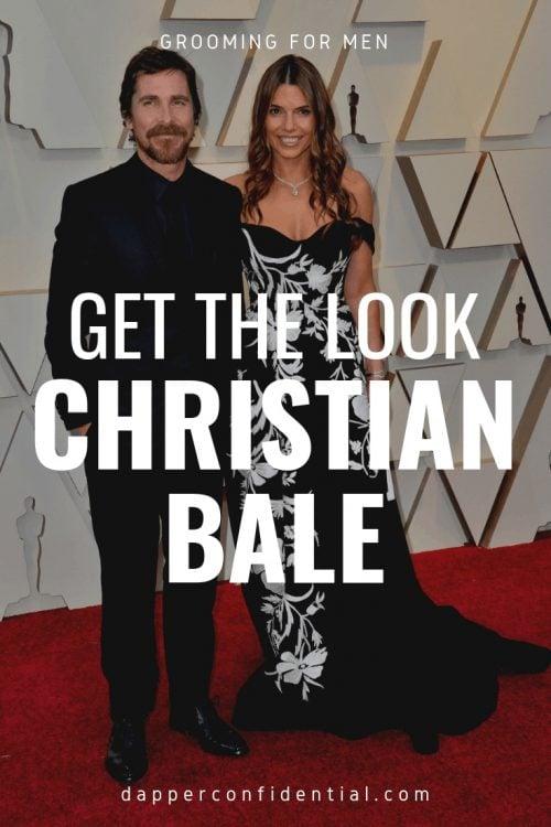 Christian Bale Oscars 2019