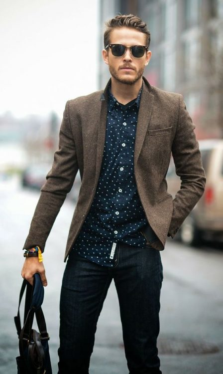 Smart Casual Dressing for Men