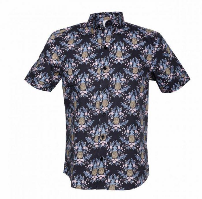 Kennington's Pineapple Shirt