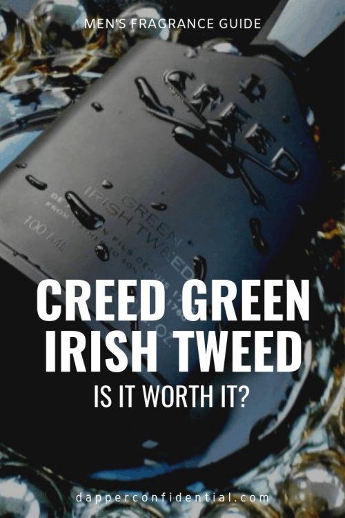 Creed Green Irish Tweed EDP Review