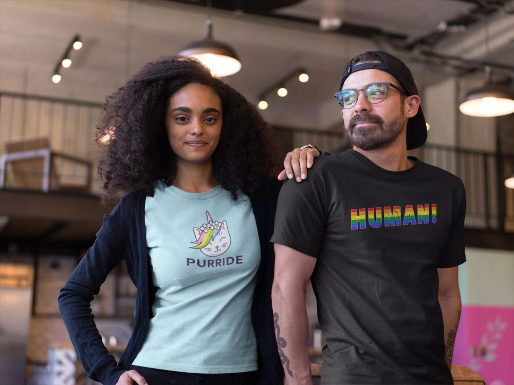 whoa daddy lgbt gay pride shirts for 2019  dapper