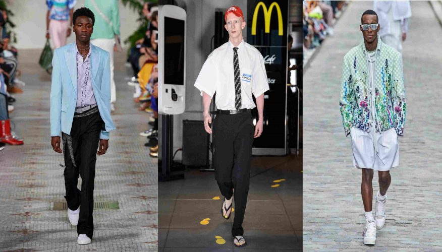 SS20 Menswear Trends at Paris Fashion Week