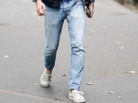 Lighten Up: How to Wear Light Wash Denim Jeans