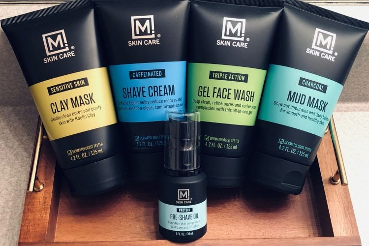 M. Skin Care review