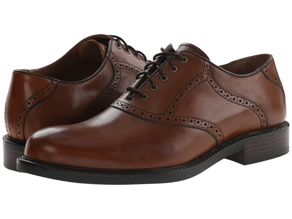 Oxford Brogue - Johnston & Murphy
