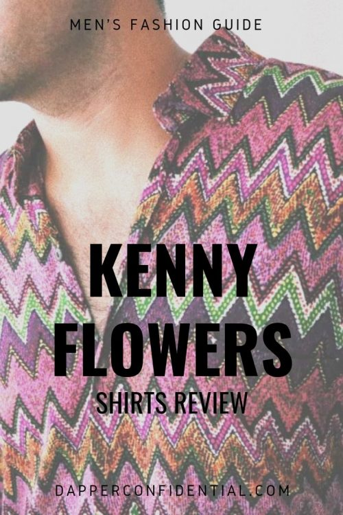 Kenny Flowers Shirts