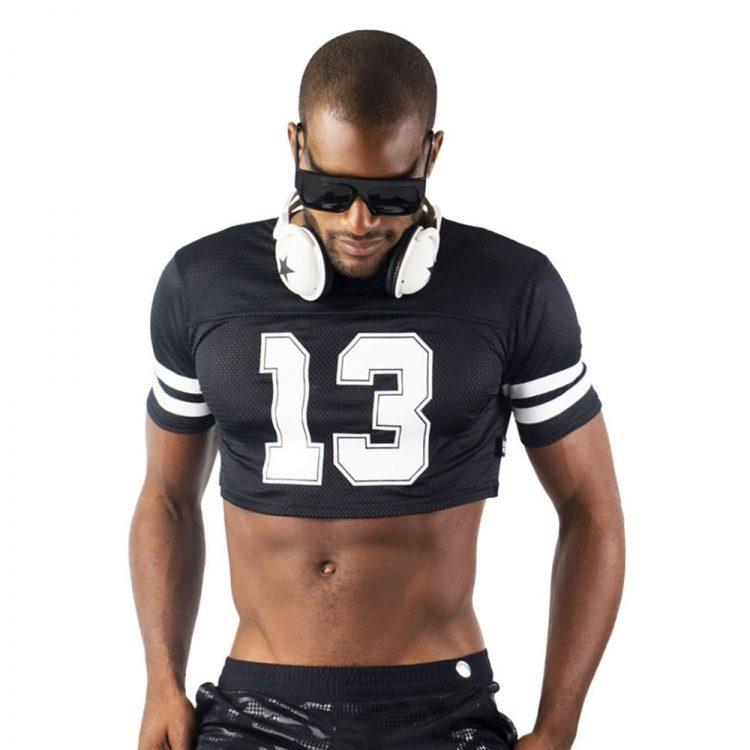 Men's Crop Tops