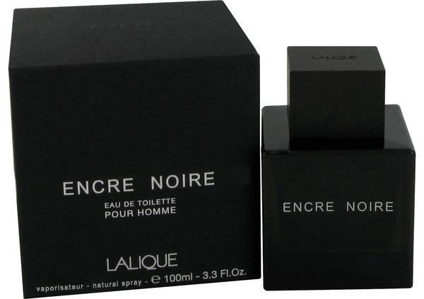 Lalique Encre Noire Pour Homme EDT Spray for Men