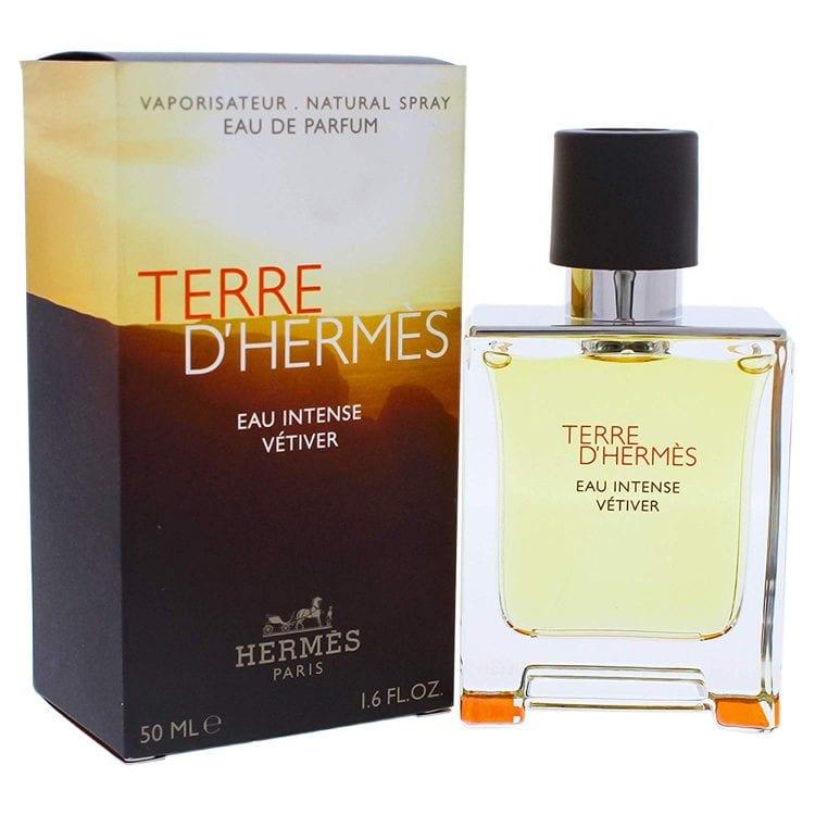 HERMES TERRE D'HERMES EAU INTENSE VETIVER EDP