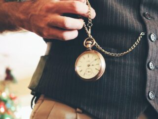 How to Wear a Pocket Watch