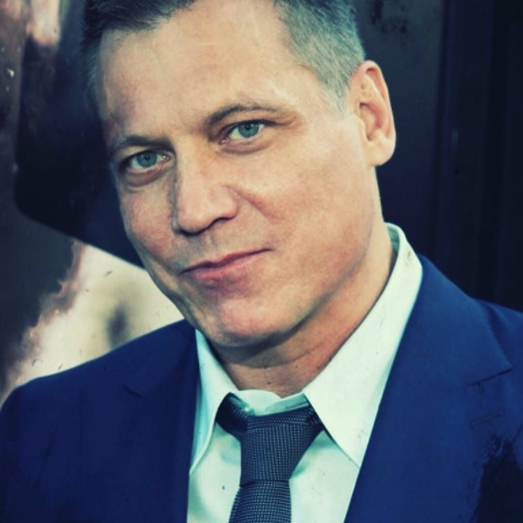Mindhunter's Holt McCallany