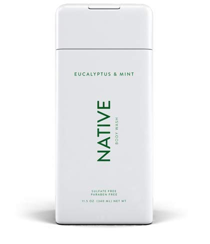 Native Eucalyptus and Mint Body Wash