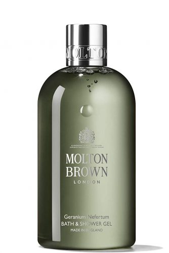 Molton Brown Geranium Nefertum Shower Gel