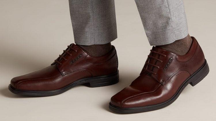 comfortable mens slip on dress shoes