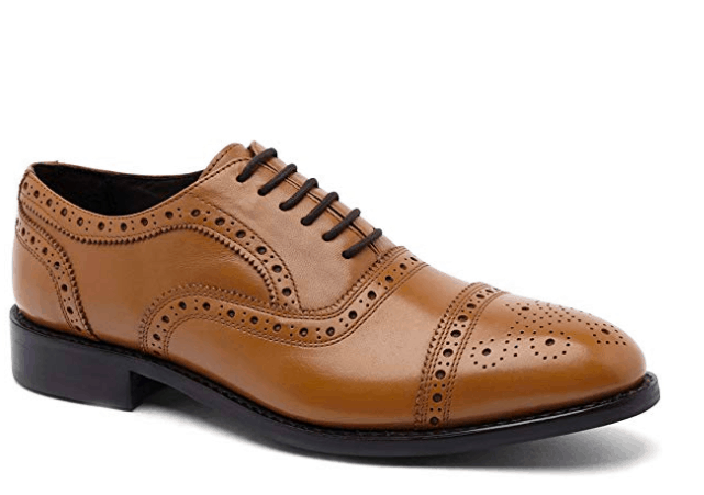 Light Brown Shoes
