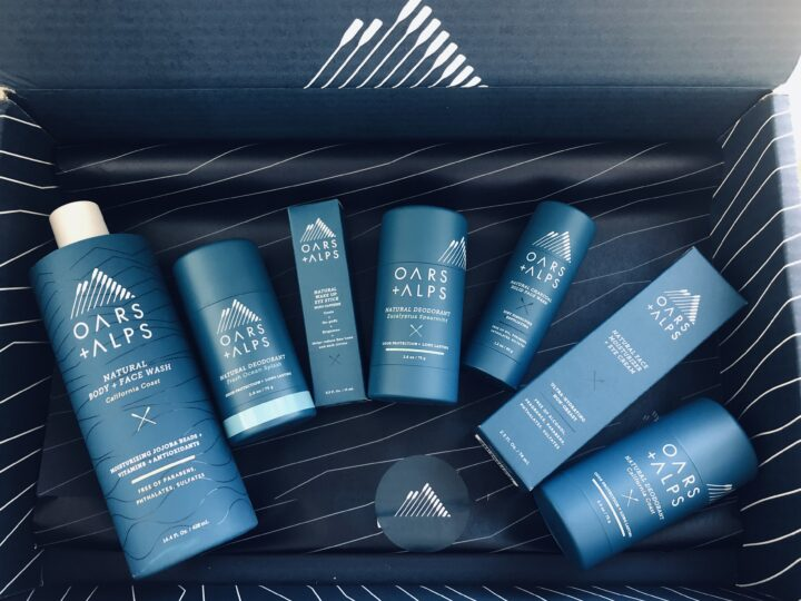 Oars and Alps Review: Natural Grooming For Men