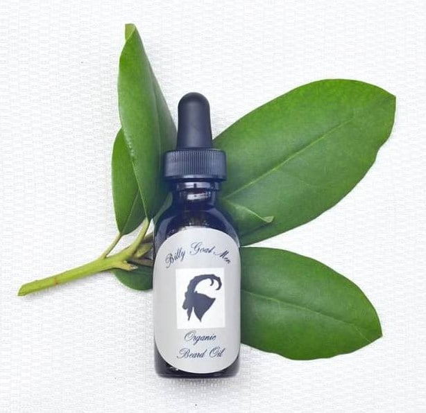 Billy Goat Man Organic Hemp Beard Oil By Homemade Betty
