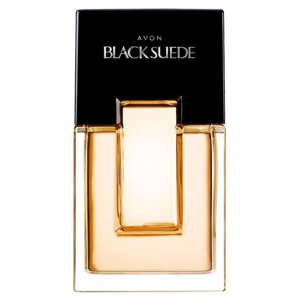Avon Black Suede EDT