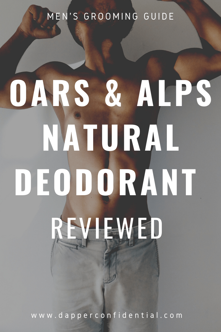 oars and alps natural grooming