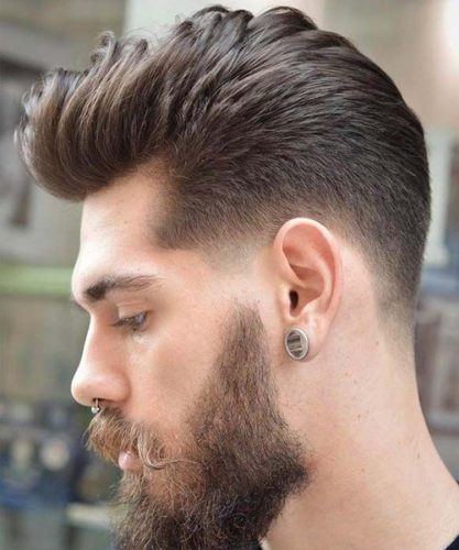 Men's Hairstyles blowout