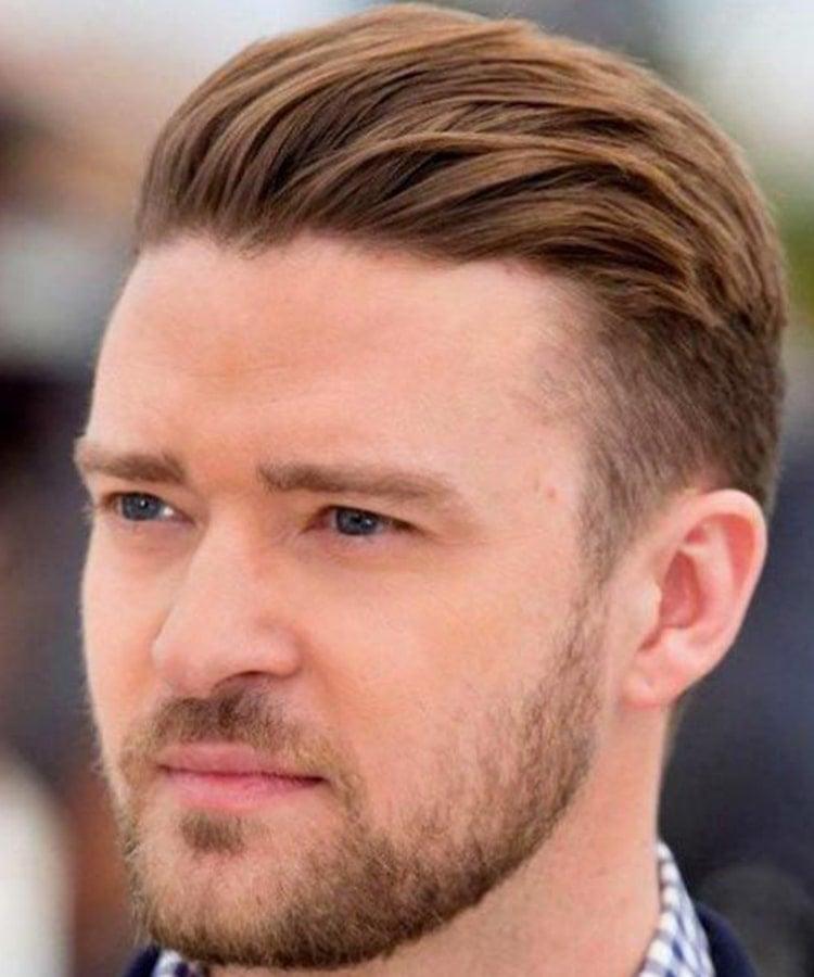 Men's Hairstyles comb over