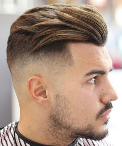 Men's Hairstyles fade