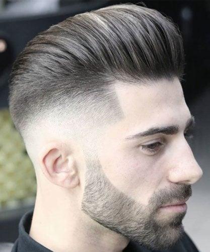 Men's Hairstyles pompadour