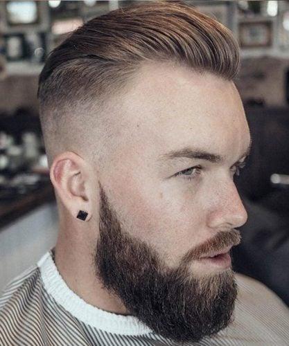 Men's Hairstyles Slick back