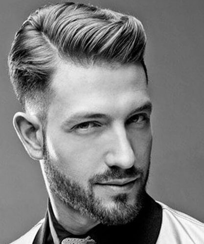 Men's Hairstyles undercut