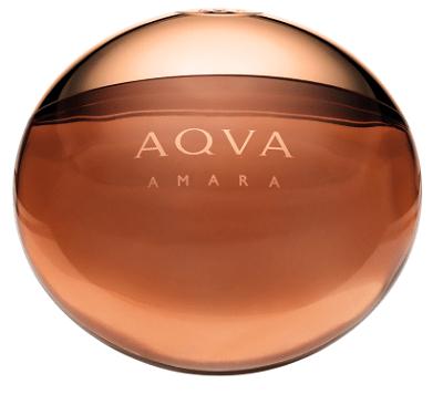 perfume bottle named Bvlgari Aqva Amara