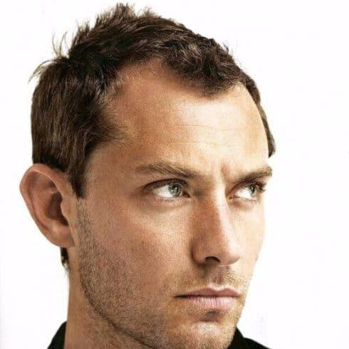 Jude Law head shot