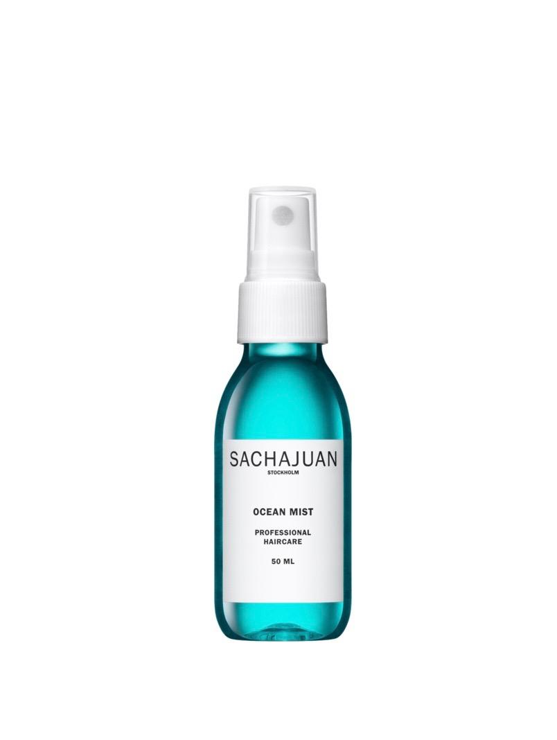 Green Bottle of Sachajuan Ocean Mist