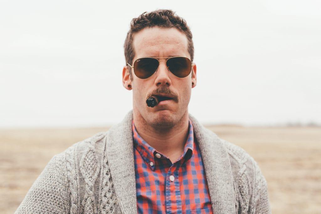 Man-with-Chevron-mustache
