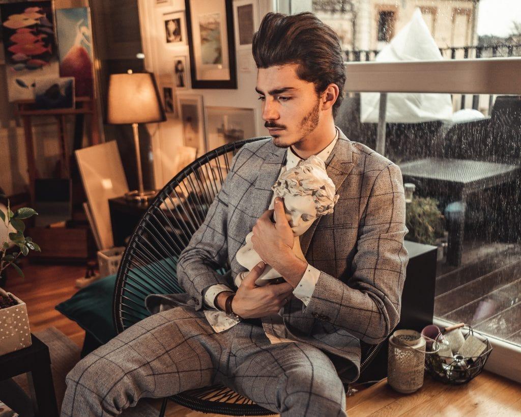 man-with-van-dyke-mustache-wearing-grey-suit-3651814