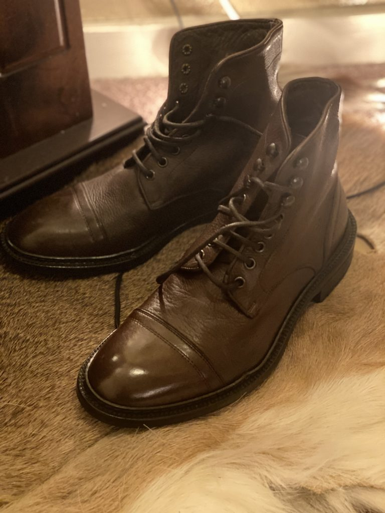 A Photo of M.Gemi Men's Leather Boots
