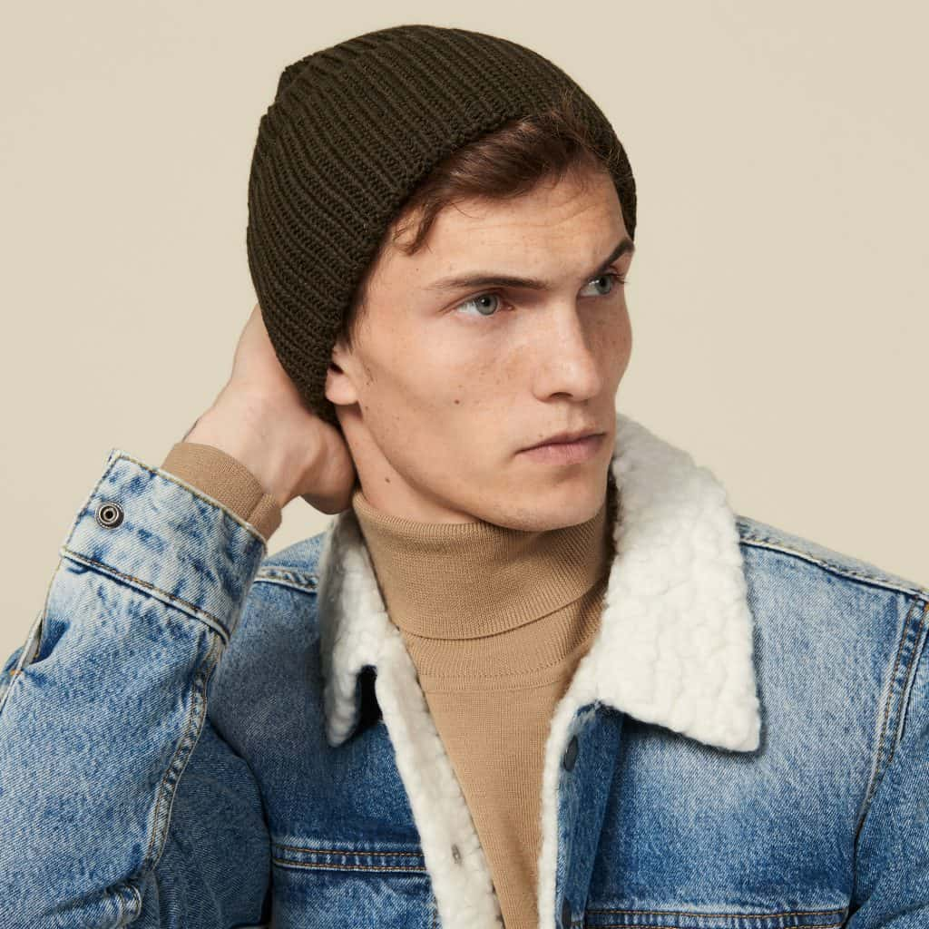 Men_s_Hats_-_Beanie_Sandro_Paris