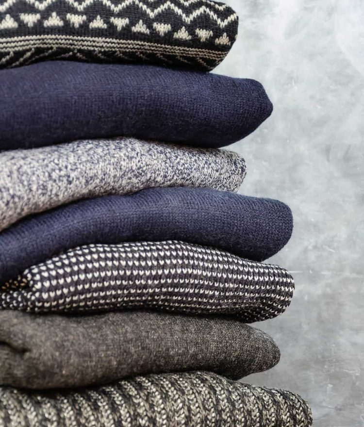 stack-of-wool-scarves