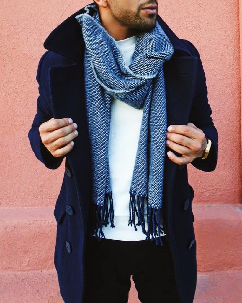 wrapped-scarf-with-pea-coat