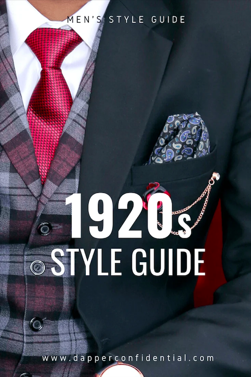 1920s style guide