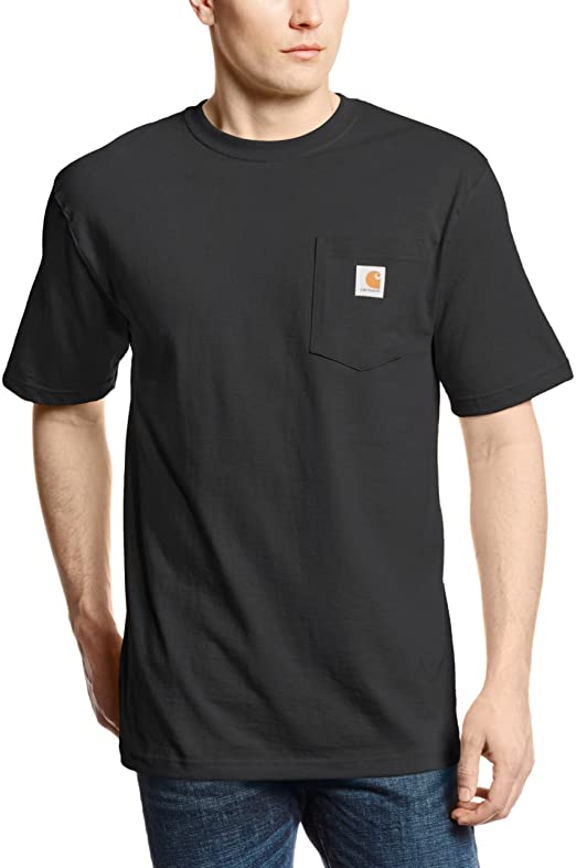 Men's K87 Workwear Pocket Short-Sleeve T-Shirt (Regular and Big & Tall)